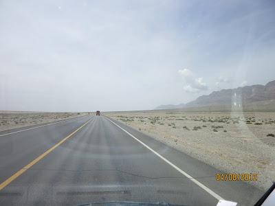 désert d'aujourd'hui