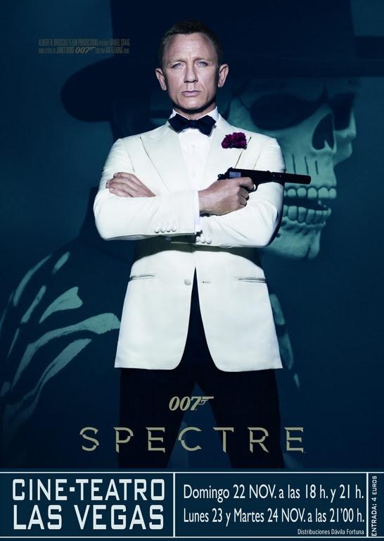 Cine: Spectre