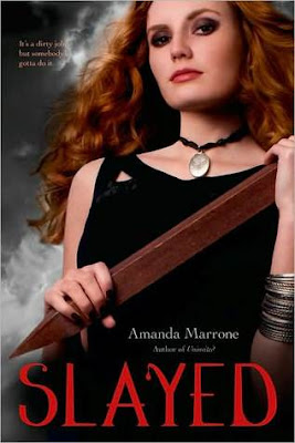 Book Review: Slayed by Amanda Marrone