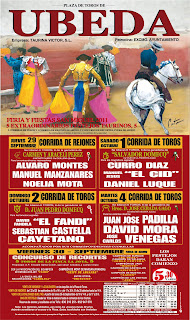 Ubeda 2011 -  Feria taurina