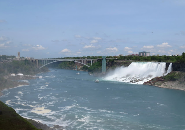 The Rainbow Bridge - Niagara Falls, New York