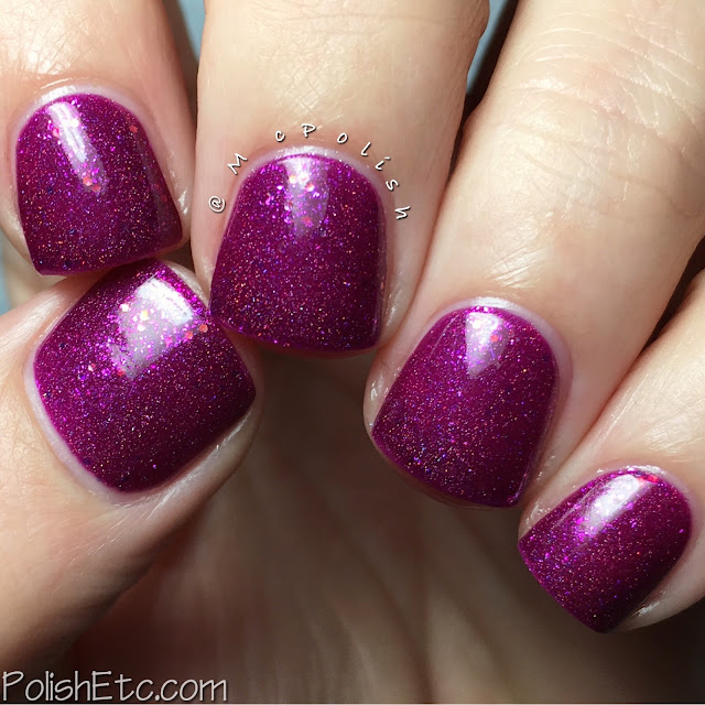 Pahlish - The Cake is a Lie Collection - McPolish - Married (to Science)