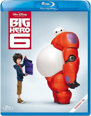 Big Hero 6 – 2015 – Disneyklassiker nr 53