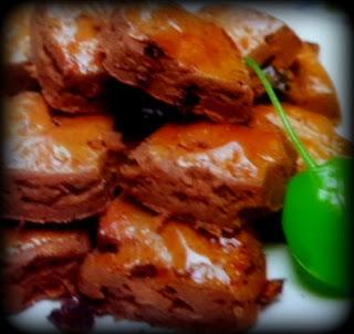 Resep Kue Kering Coklat Kacang Mede