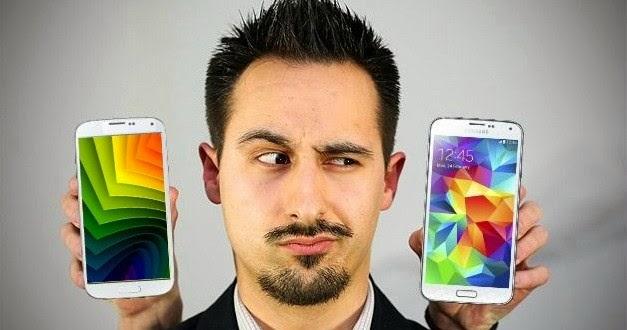 Membedakan Samsung Ori atau Replika