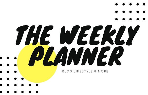 The Weekly Planner
