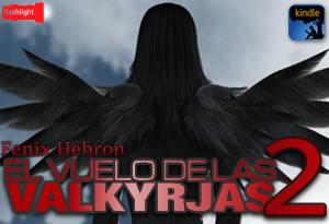 """""""El vuelo de las valkyrjas 2"""""""