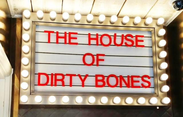 Dirty Bones Kensington review - interior