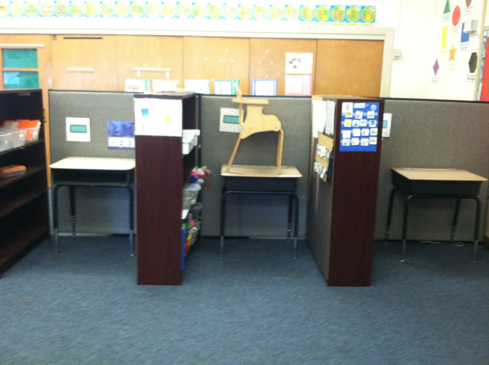 The Autism Classroom Project Visual Boundaries
