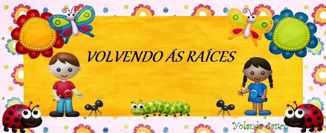 VOLVENDO ÁS RAÍCES