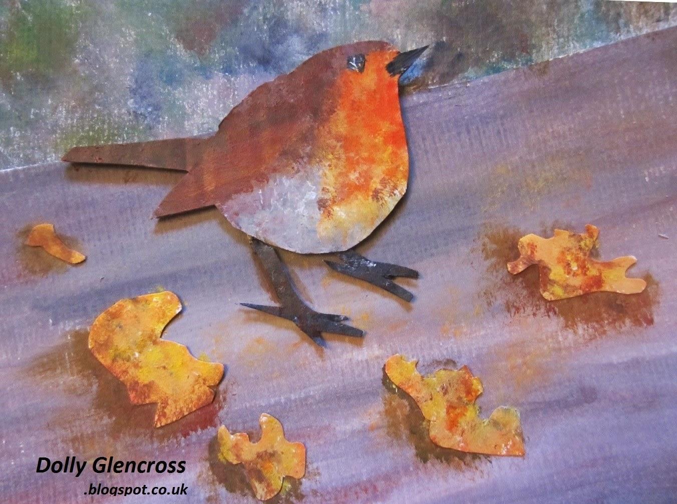 robin_collage_bird