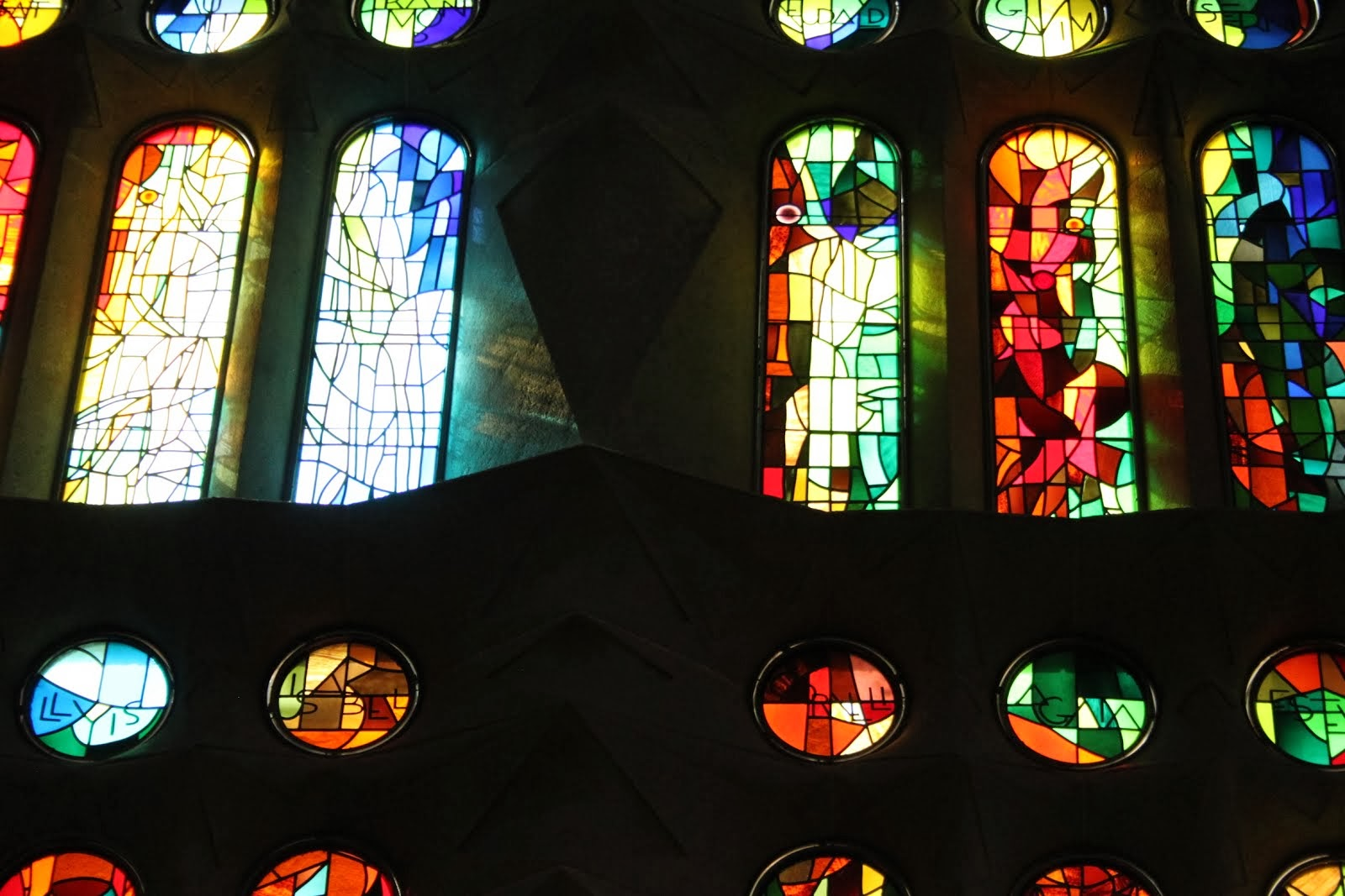 Sagrada, Barcelona