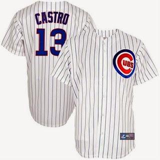 Starling Castro jersey, starlin castro big and tall jersey, starlin castro cubs 2x 3x 4x jersey