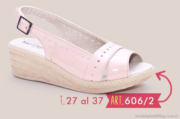 new star calzado para niñas primavera verano 2014