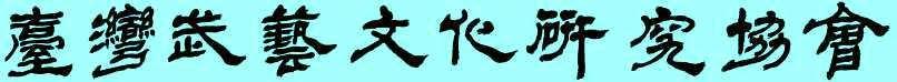 台灣武藝文化研究協會