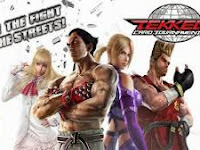 Tekken Card Turnamen mod APK + DATA 2015
