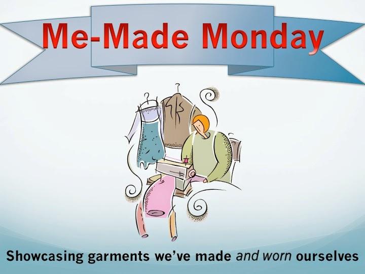 Me-Made Monday!