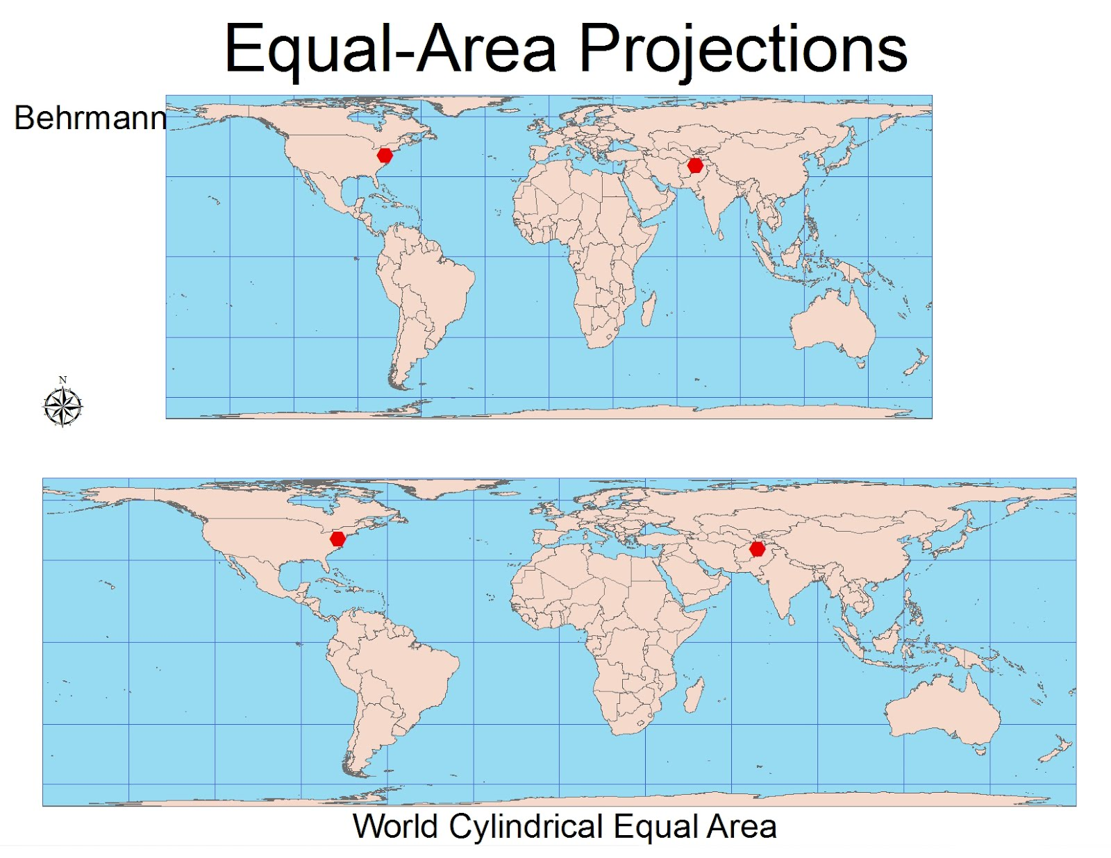 equal area projection Maps and cartography: map projections a tutorial created by the gis research & map collection this equal-area projection is useful when mapping large.