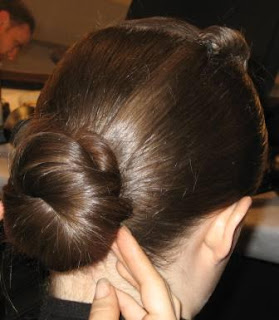Indian HairStyle Buns
