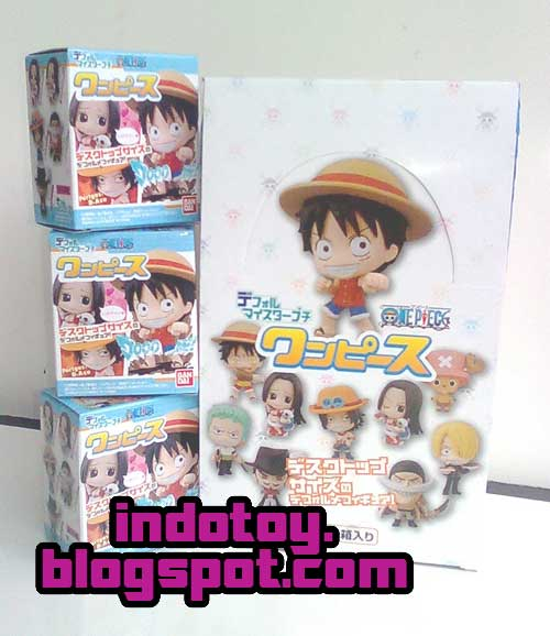 Jual One Piece Deformation Master Petite Figure