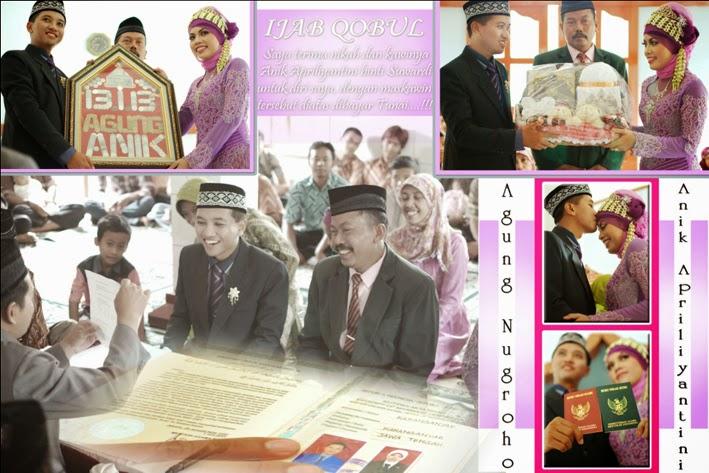 paket foto wedding saat prosesi ijab qobul secara islami