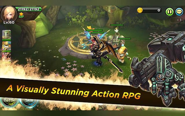 Dragon Striker Apk