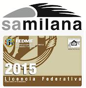FEDERA'T AMB SA MILANA!! 25.12.2014
