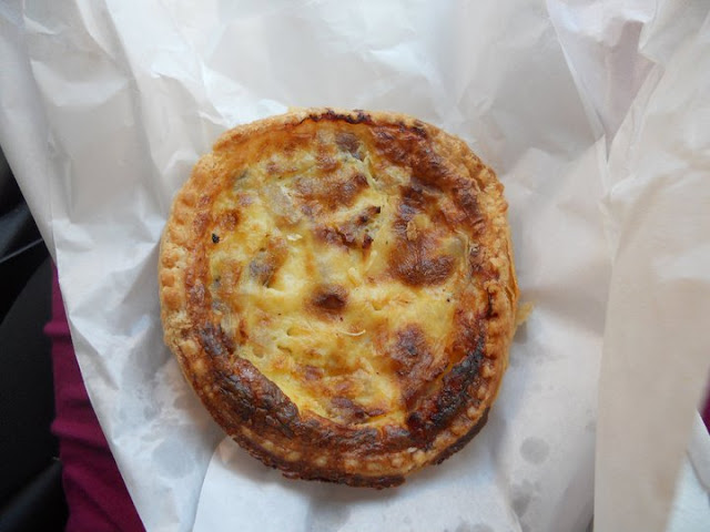 quiche from Colmar, France