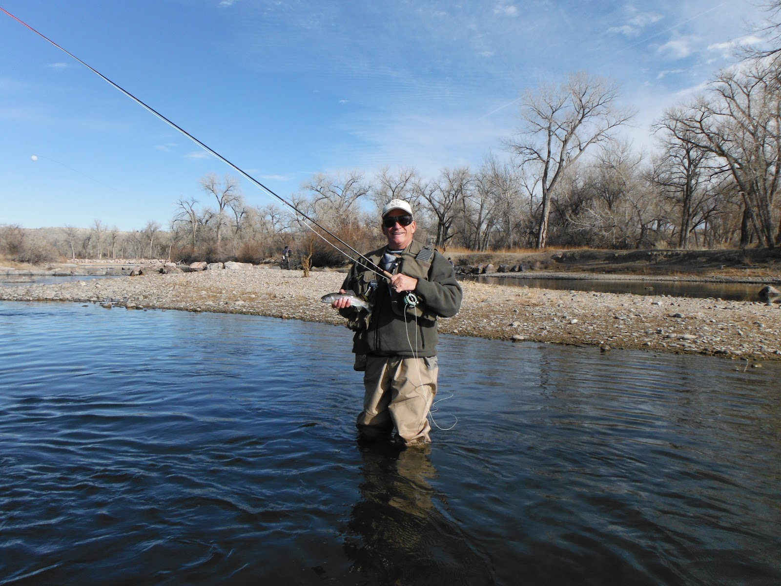 Jamie 39 s fly fishing journal arkansas river pueblo for Fly fishing arkansas