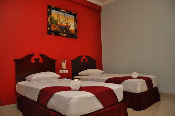Hotel Puri Tomat Bandung