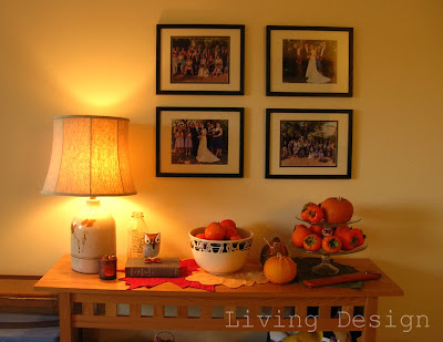 Living Design: Fall Decor