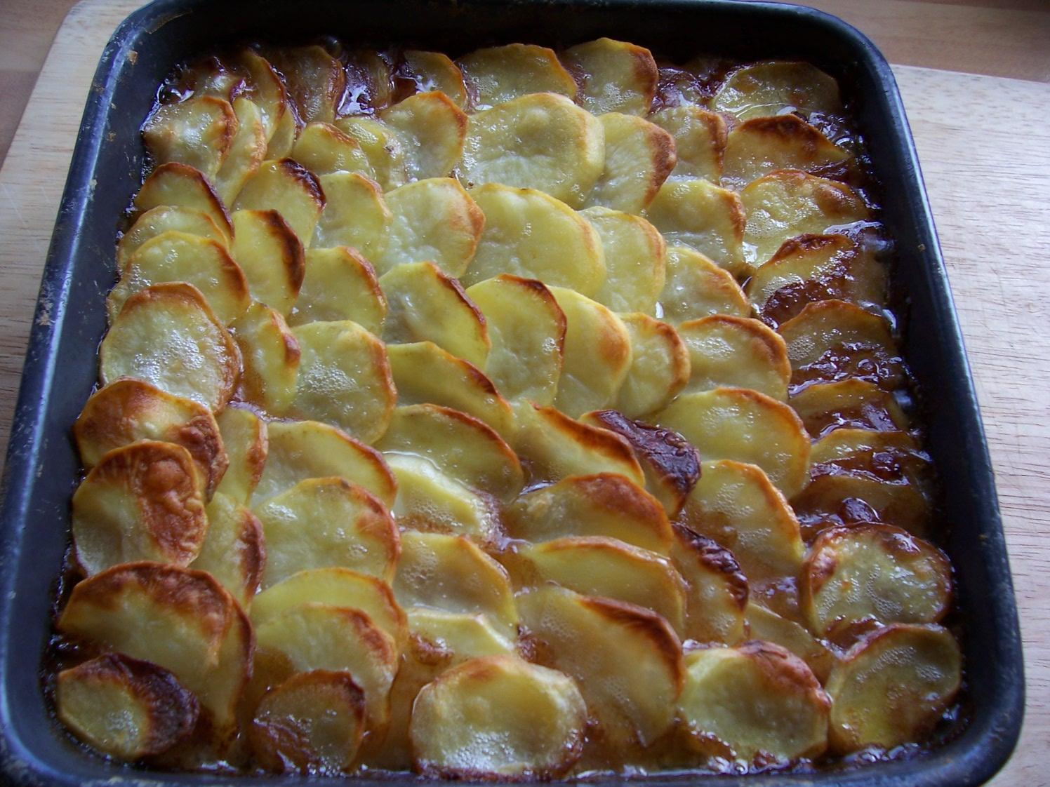 Lamb mince and potato recipes