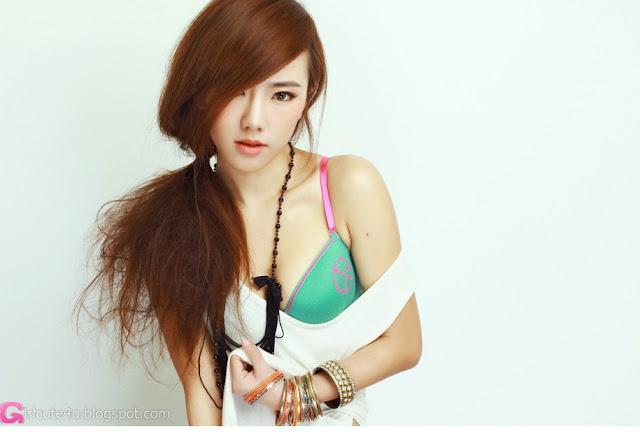 5 Wanni - LEt's move-Very cute asian girl - girlcute4u.blogspot.com