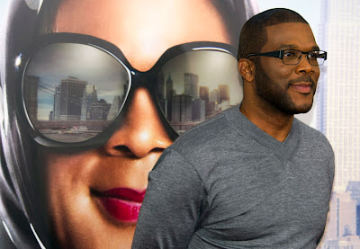 Tyler Perry at Madea's Witness Protection Premiere