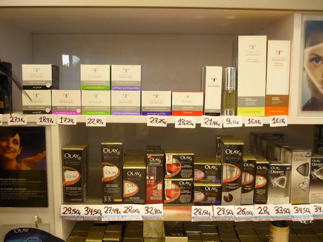 Perfumería Comercial Astur. C/ Llanes, Gijón. Punto de venta Eva Rogado