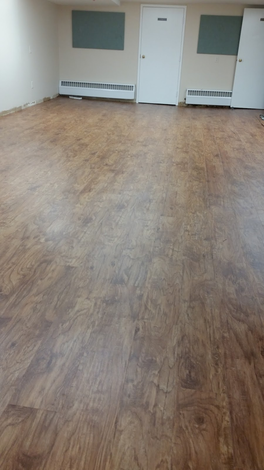 Flooring rva new community school richmond virginia for Luxury linoleum flooring