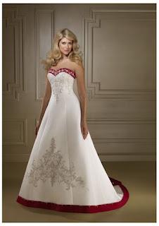 Vestidos de noivas coloridos 02