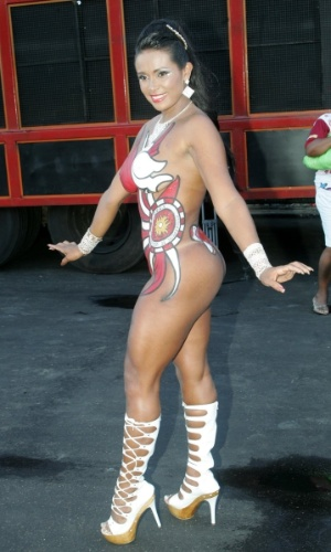 Carnaval De Brazil 2012   Fotos