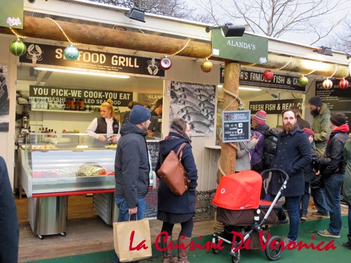 La Cuisine De Veronica Edinburgh Christmas Market