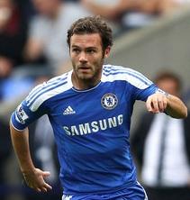 Juan Mata, Chelsea midfielder