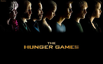 #10 The Hunger Games Wallpaper