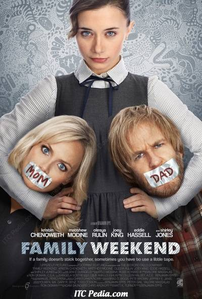 Family Weekend (2013) 720p WEB-DL x264 AAC-KiNGDOM
