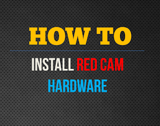 How to Install RED Cam hardware
