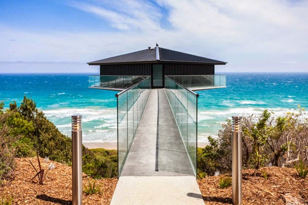 The Pole House turismo en Australia 1