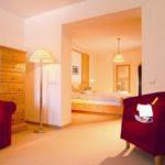 Zimmer im Hotel Wiesnerhof in Wiesen bei Sterzing
