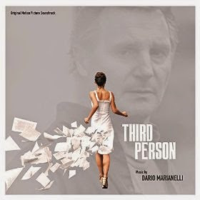 Third Person Soundtrack (Dario Marianelli)