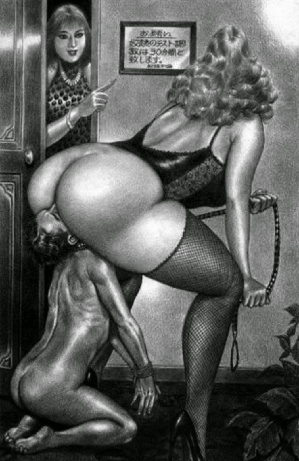 Секс с толстушками садо мазо 13 фотография