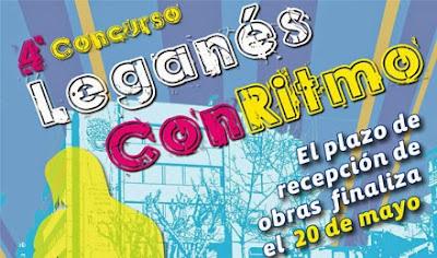 Concurso de bandas Leganés con Ritmo 2015