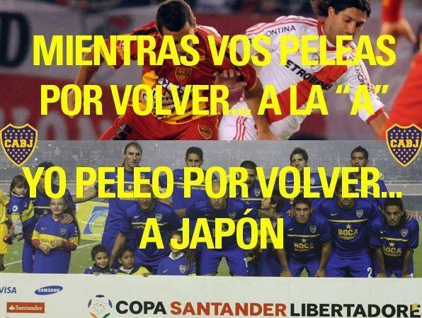 Imagenes Cargadas de Boca a River  Boca Juniors Vs River Plate