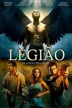 Legião Torrent - BluRay 720p/1080p Dual Áudio